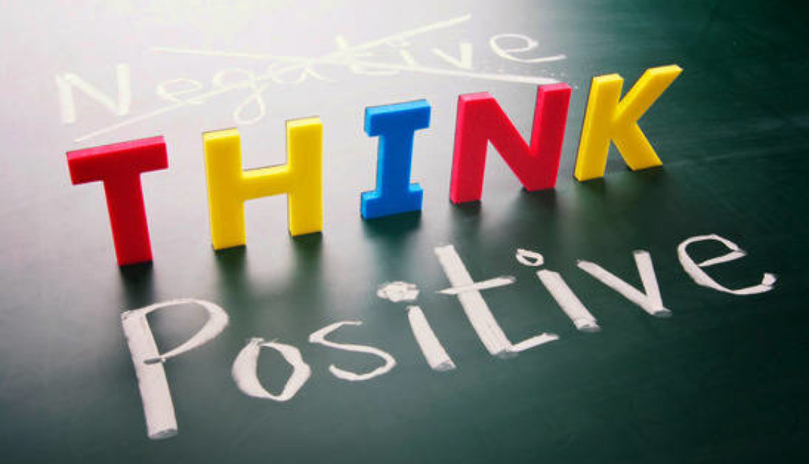 Positive Thinking + Self-Talk Indeed