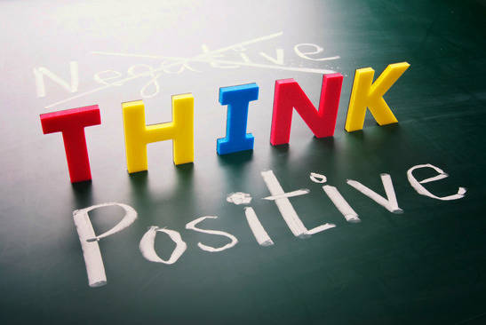 Positive Thinking + Self-Talk Indeed