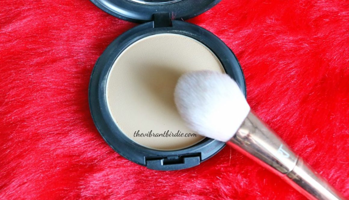 STUDIO MAC FIX POWDER PLUS FOUNDATION REVIEW- NC 41