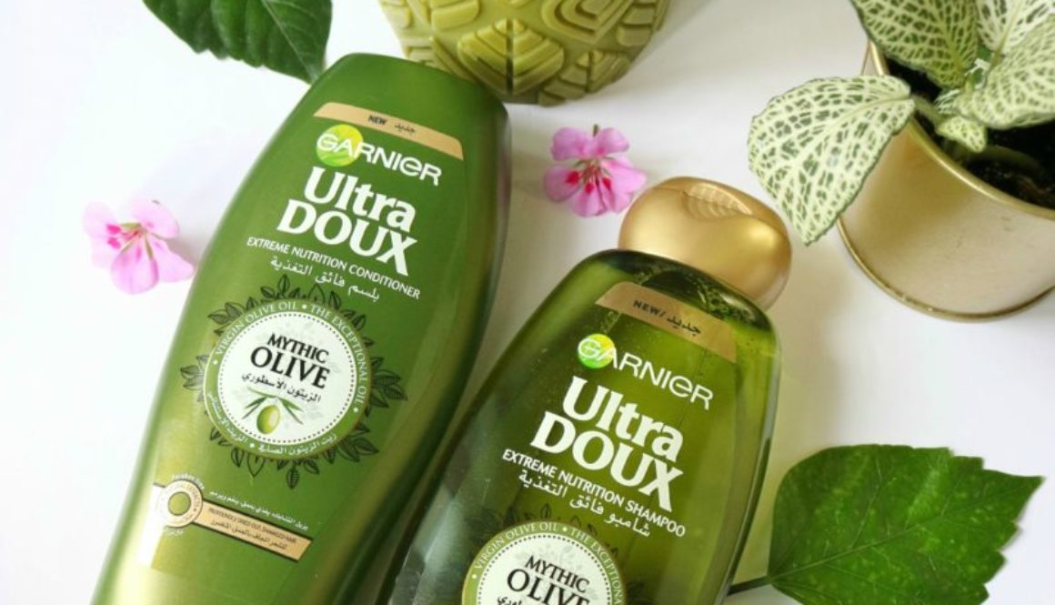 Garnier Ultra Blends Mythic Olive Oil Conditioner Review