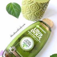 Garnier Ultra Blends Mythic Olive Oil Shampoo Review