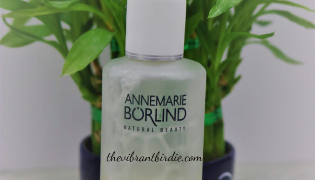 Annemarie Borlind- Cleansing Gel for Combination skin