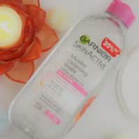 Is Garnier Micellar Cleansing Water Right for Me? Review
