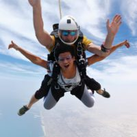 Feel the rush   Tandem Skydive Dubai- 2018