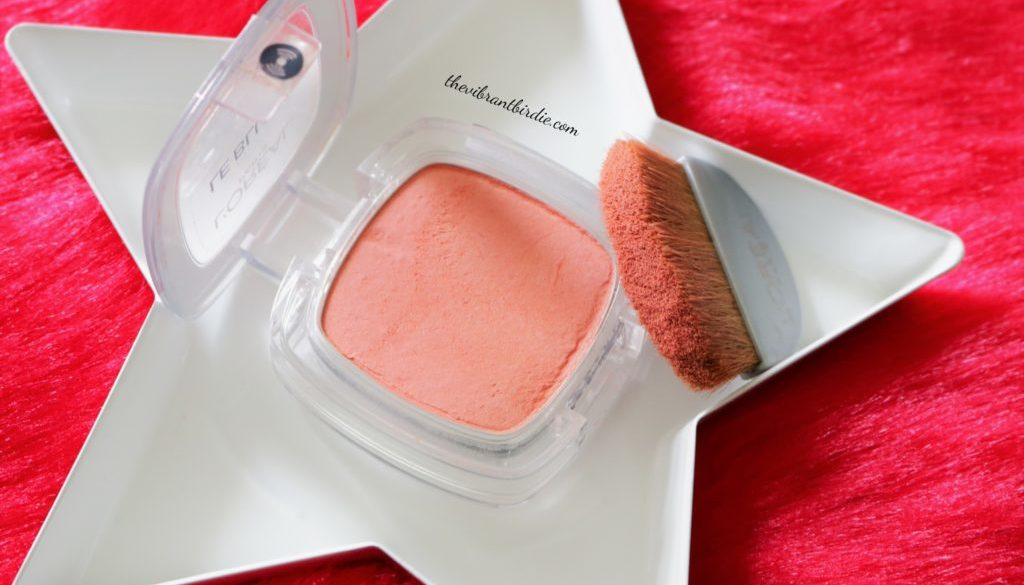 Loreal True Match Le Blush in Shade Peach (160)