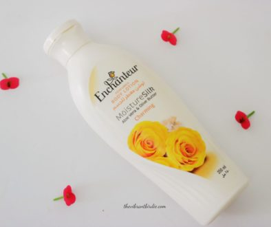 Enchanteur Perfumed body Lotion Charming- Reviews & Swatches