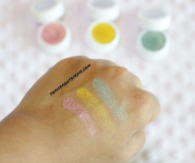 Colourpop Super Shock Shadow | Shade Twitterpated | Here we go again | Special Delivery | Review & Swatches