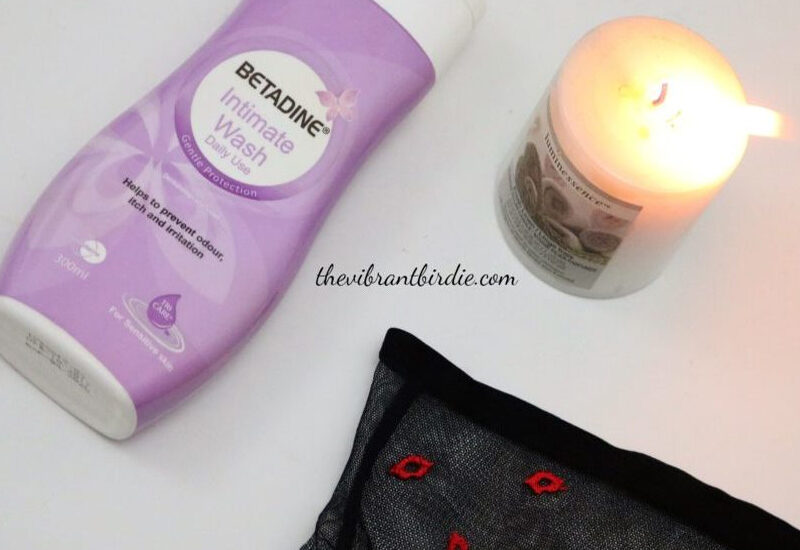 Betadine Intimate Wash- Review